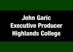 08: Executive Producer: John Garic