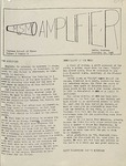 The Amplifier - Introductory Issue no. 1