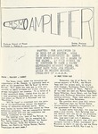 The Amplifier - Introductory Issue no. 2