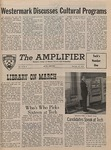 The Amplifier - v. 16, no. 2 by Associated Students of the Montana College of Mineral Science and Technology