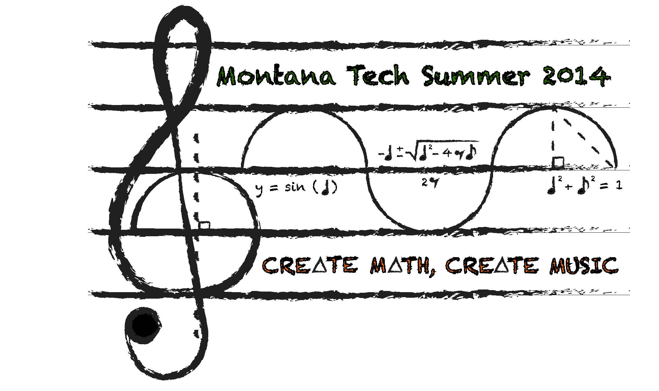 Create Math 2014: Mathematics and Music Summer Experience