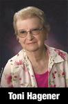 Biography of Antoinette R. (Toni) Hagener