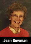 Biography of Jean Bowman by Jean Bowman and Evan Barrett