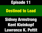 Episode 11: Destined to Lead: Tom Judge's Path to Becoming Montana's Youngest Governor by Sidney Armstrong, Lawrence Pettit, Kent Kleinkopf, and Evan Barrett