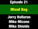 Episode 21: Mixed Bag: Constitutional Empowerment of Montana's Local Government by Mike Micone, Mike Shields, Jerry Holloron, and Evan Barrett
