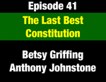 Episode 41: Last Best Constitution: Looking Back 43 Years on 1972 Constitution