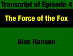 Transcript for Episode 04: The Force of the Fox: Governor Forrest Anderson's Leadership & Political Acumen by Alec Hansen and Evan Barrett