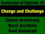 Transcript for Episode 30: Change & Challenge: Governor Tom Judge's First Term