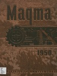 Magma 1950 by Associated Students of the Montana School of Mines