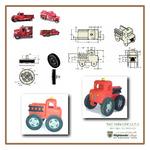 Concept Fire Truck