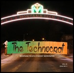 The Technocrat - v. 35, no. 3 by Associated Students of Montana Tech