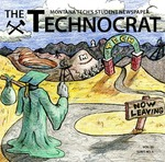 The Technocrat - v. 35, no. 4 by Associated Students of Montana Tech