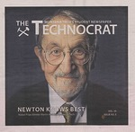 The Technocrat - v. 35, no. 5 by Associated Students of Montana Tech