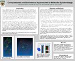 Computational and Biochemical Approaches to Molecular Epidemiology by Michael Calhoun; Hannah Dysinger; David Hobbs, Ph.D.; and Katie Hailer, Ph.D.