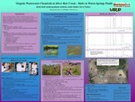 Organic Wastewater Chemicals in Silver Bow Creek - Butte to Warm Springs Ponds by Heidi Reid; Katie Hailer, Ph.D.; and Steve Parker, Ph.D.
