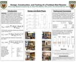 Design, Construction, and Testing of a Fluidized Bed Reactor